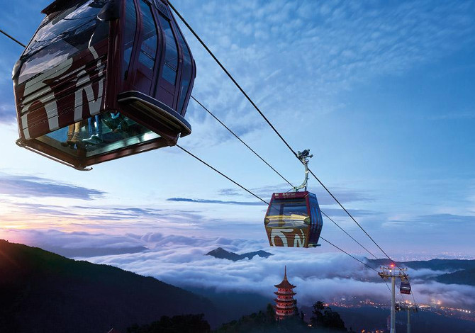 Genting Skyway Malesia
