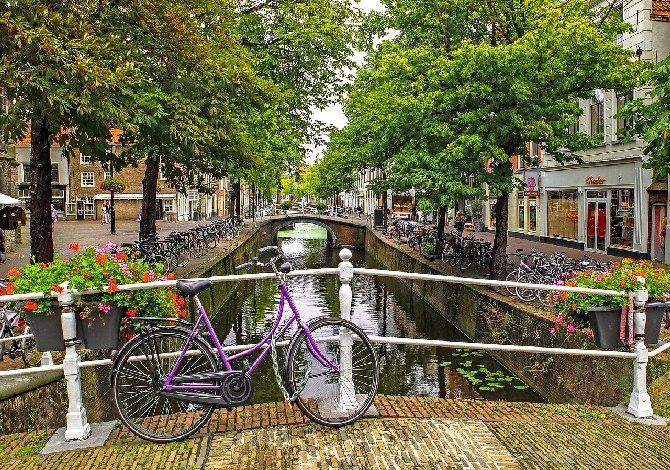 In Olanda Nasce Il Più Grande Parcheggio Di Biciclette Al Mondo