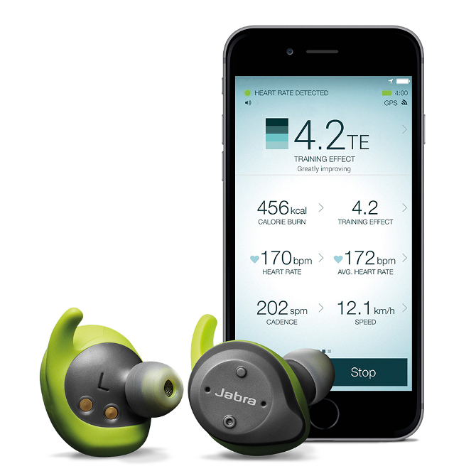 Jabra Elite Sport auricolari in ear wireless