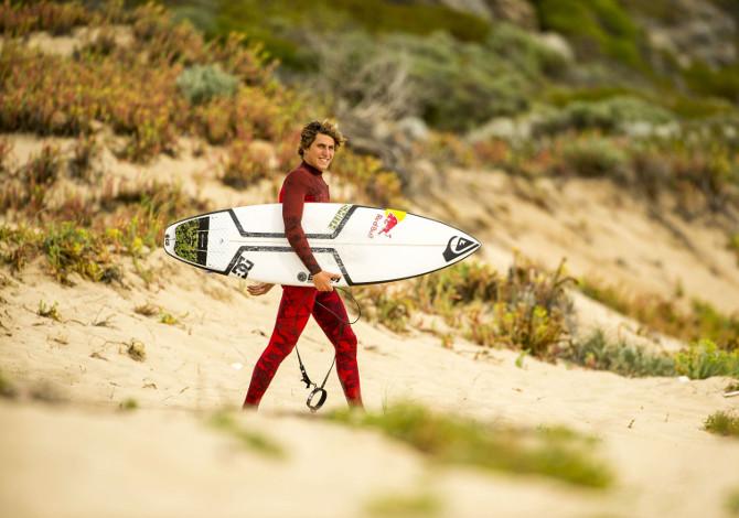 Leo Fioravanti: io e il surf