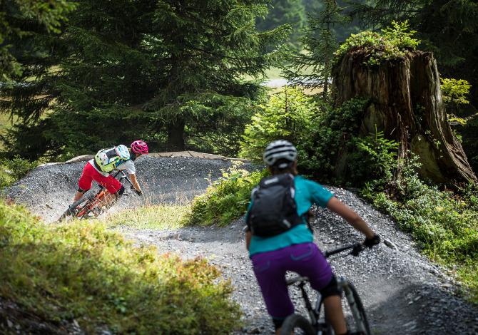 Runca Trail Flims