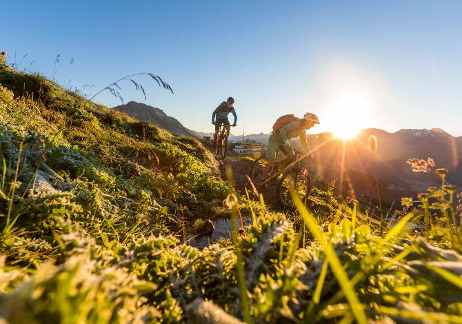 WM Trail Corviglia Engadina St Moritz
