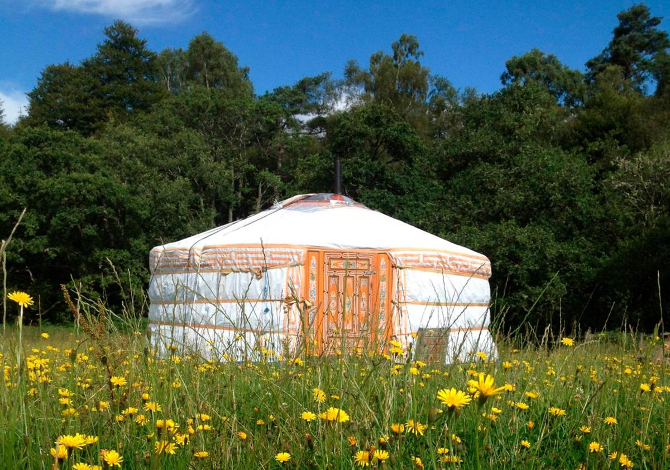 Glen_yurt