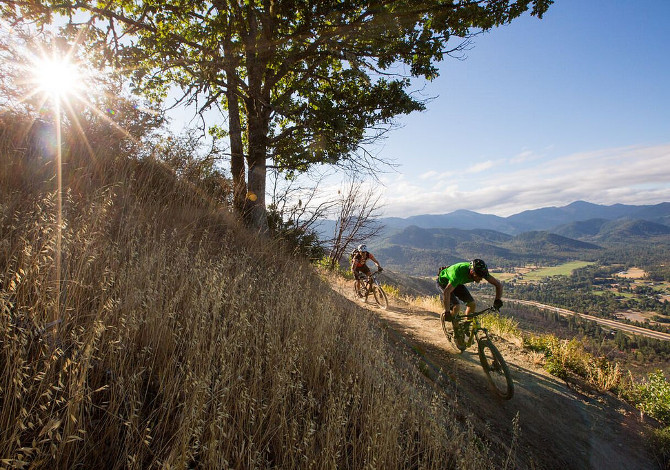 Mal di sella in mountain bike: le cause