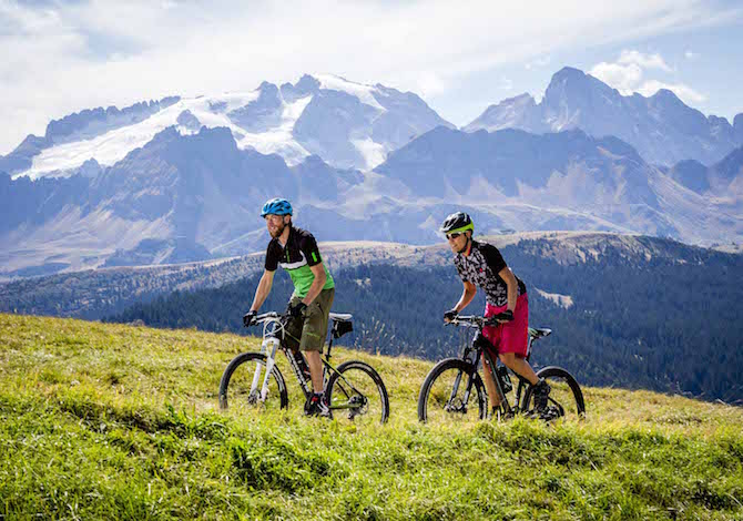Dolomiti Super Summer - Mountain Bike - Alta Badia - ph: Roberto Bragotto