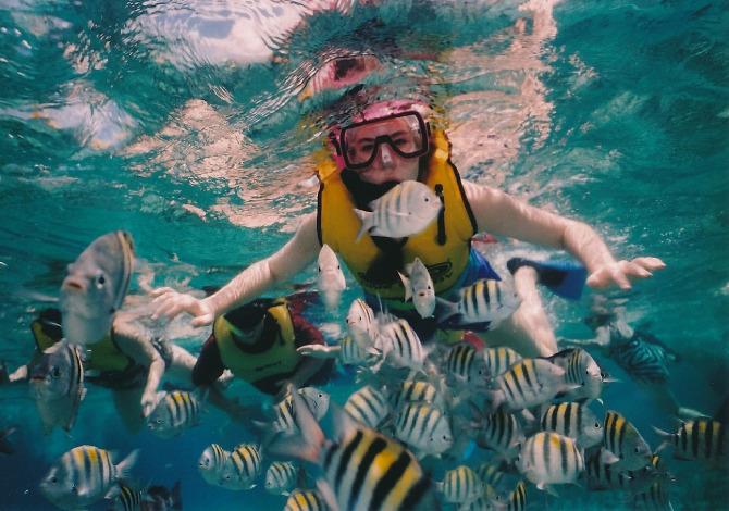 Consigli per fare snorkeling