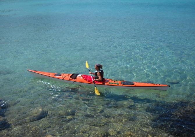 Kayak da mare: dal trekking al campeggio nautico