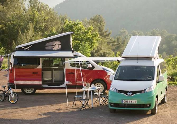 Nissan_Camper_Van