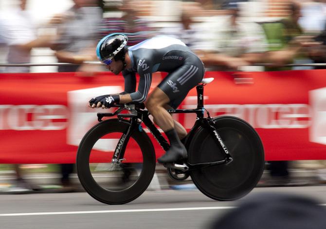 Ciclismo che muscoli allena