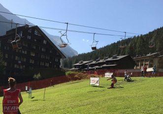 Coppa del Mondo di Sci d'erba Santa Caterina Valfurva