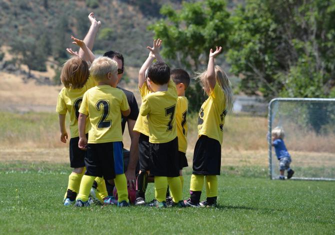 a che età iniziare a fare sport