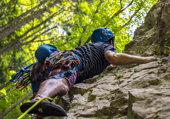 arrampicata come iniziare