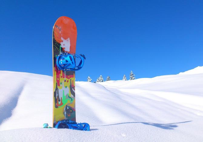 Tavola da snowboard: con quale cominciare
