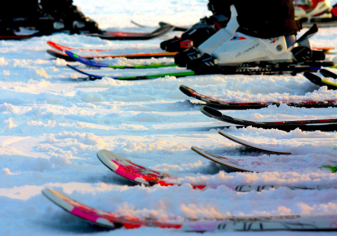 comprare o noleggiare gli sci