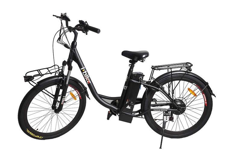 ibike-bici elettrica-city