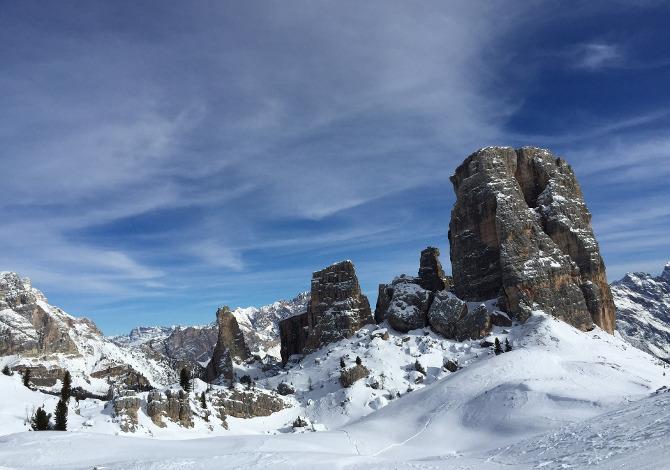 Piste da sci per principianti in Veneto