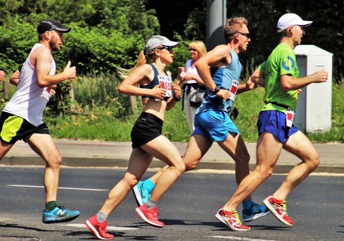 Come correre la maratona e vivere bene