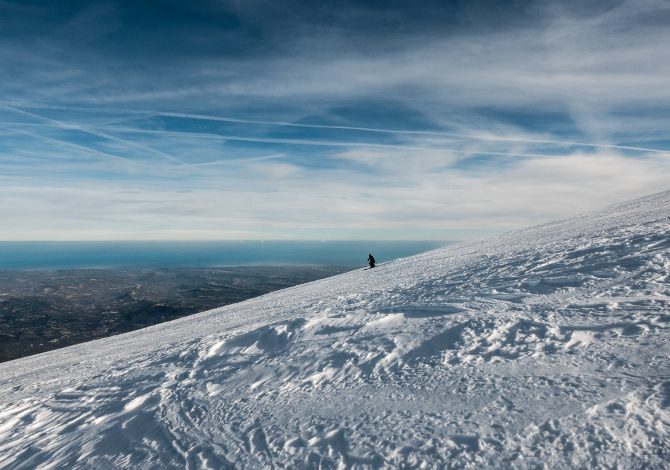 Dove sciare in Abruzzo