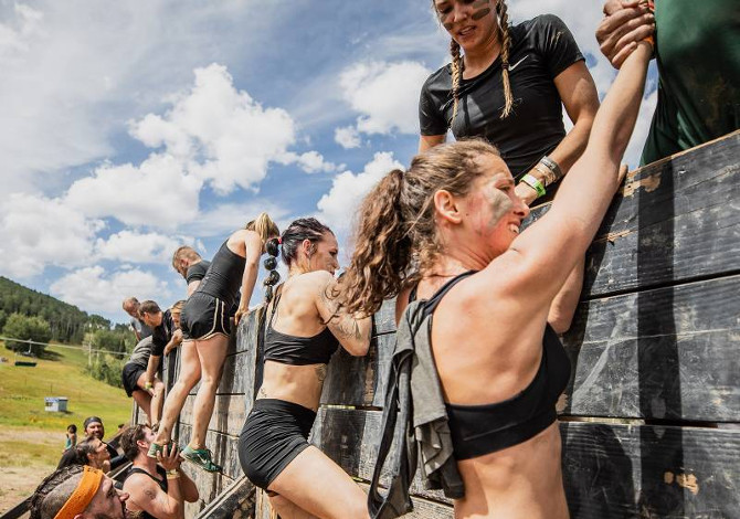 Tough Mudder arriva in Italia Milano Roma