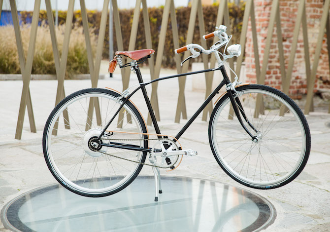 Bici Elettriche Taurus E Bike Italiane Classiche Con Motore