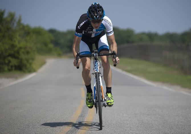 allenamenti di ciclismo