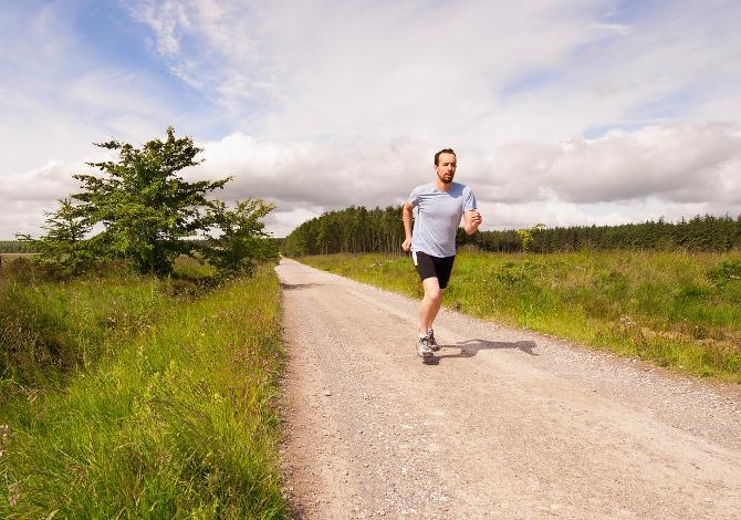 piano di allenamento per iniziare a correre e perdere peso