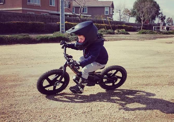 Le Bici Elettriche Per Bambini Di Harley Davidson Sportoutdoor24