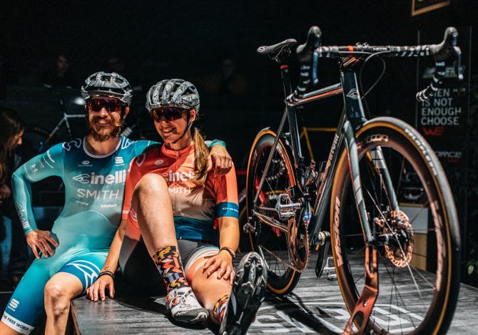 Il nuovo cycling team Cinelli Smith per fixed, gravel, adventure e road