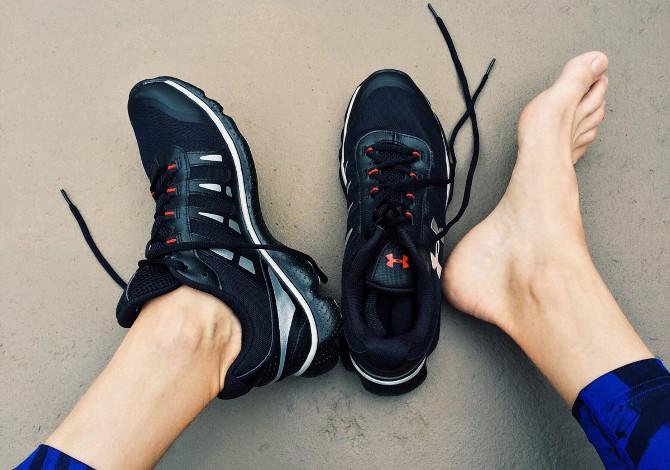 Mal di piedi dopo la corsa