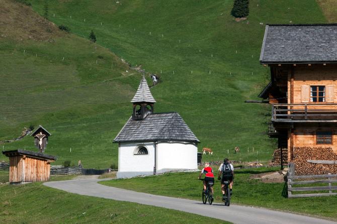 MTB in Tirolo