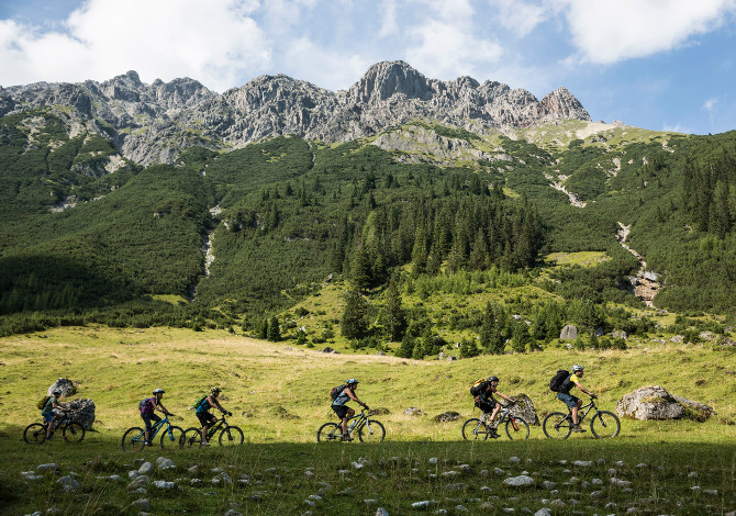 MTB in Tirolo percorsi più belli