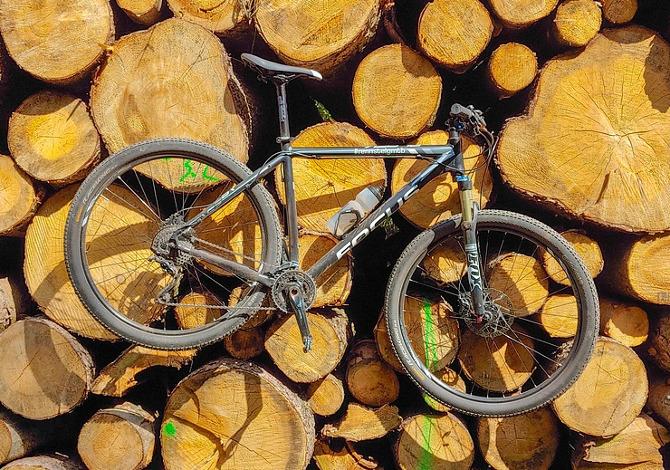 Manutenzione della mountain bike