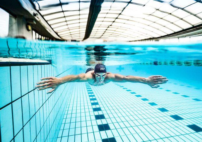 Nuoto a rana