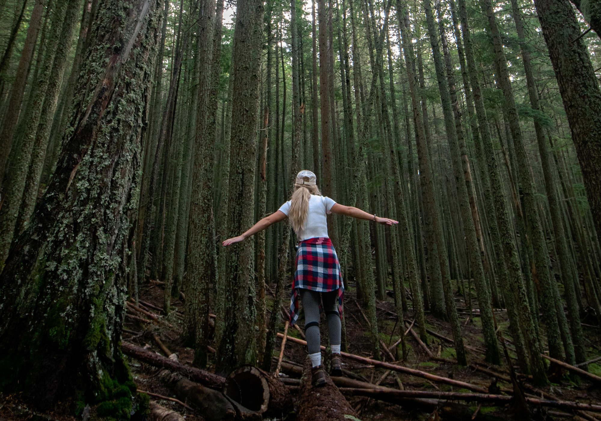 Stare nella natura è il vero elisir di lunga vita