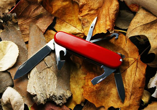 coltellino svizzero consiglio