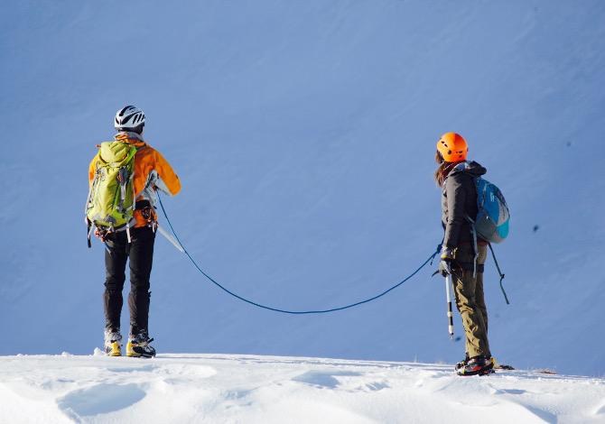 10 consigli per cominciare a fare alpinismo