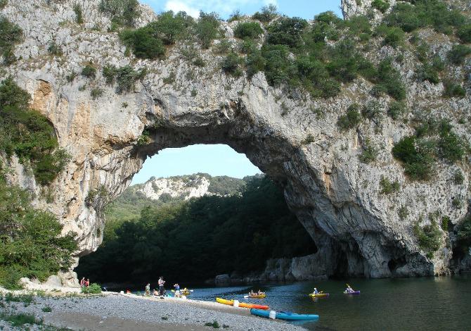 fiumi dove fare kayak