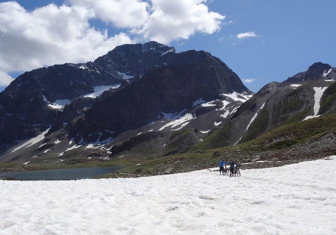 MTB a St. Moritz