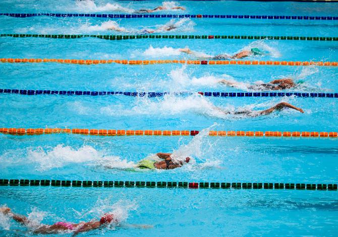 Nuotare più velocemente