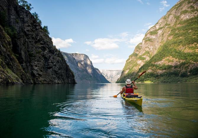 vacanze col kayak in Europa dove andare