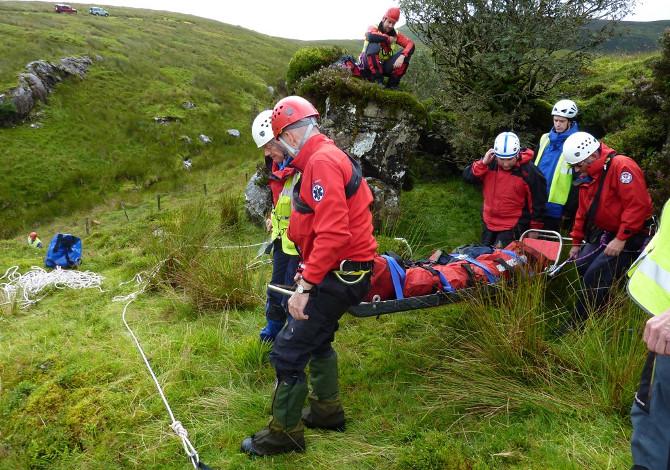 soccorso in montagna come farsi trovare