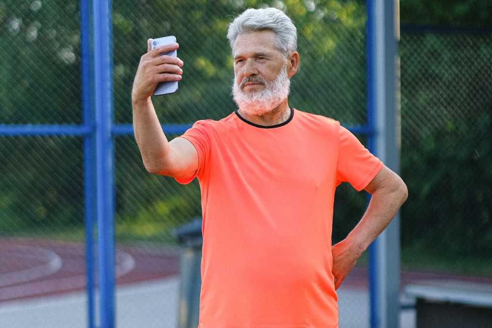 Chi si scatta troppi selfie facendo sport ha un problema psicologico
