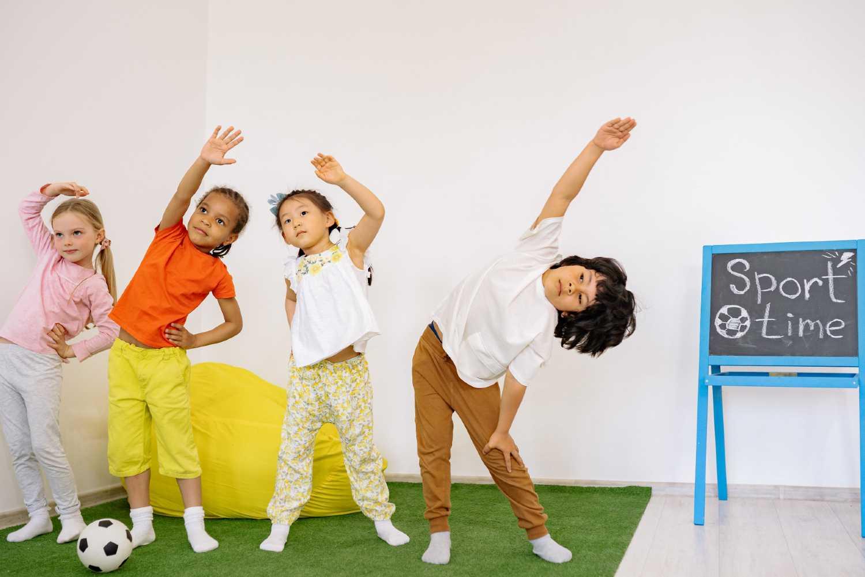 I bambini che fanno sport vanno meglio a scuola