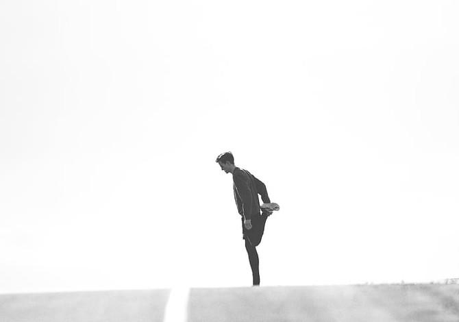 esercizi di riscaldamento prima di correre