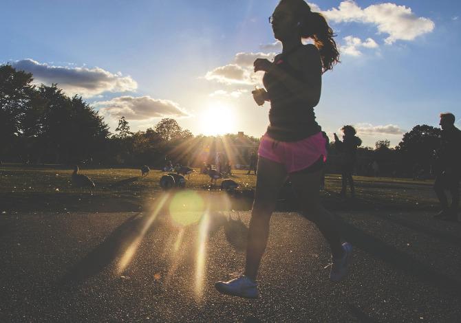 Correre per eliminare la cellulite