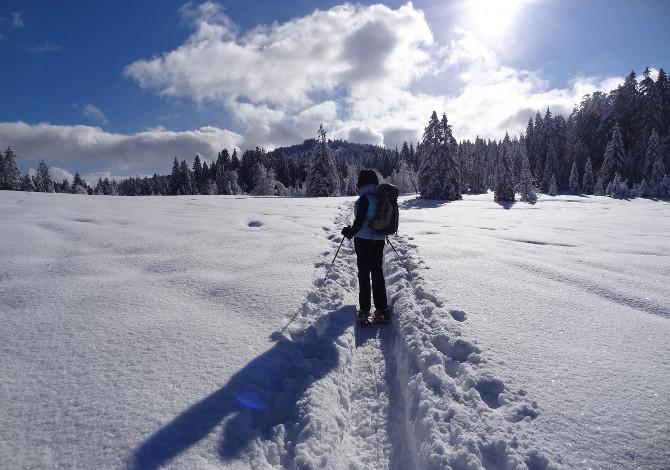 Cosa fare sulla neve senza sciare