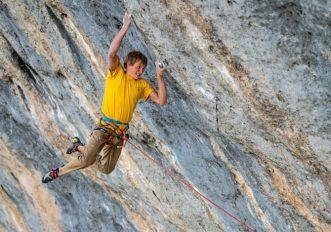 """Rotpunkt, il film di Alex Megos che racconta la storia dell'arrampicata """"redpoint"""""""