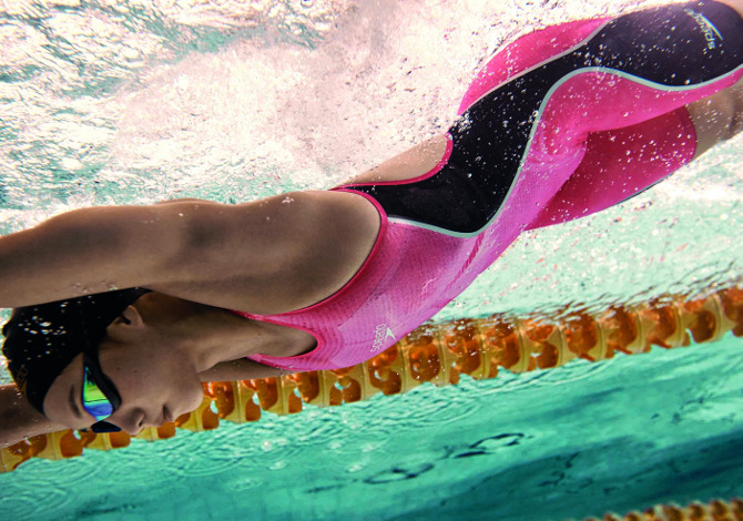 SPEEDO Fastskin costume nuoto agonistico