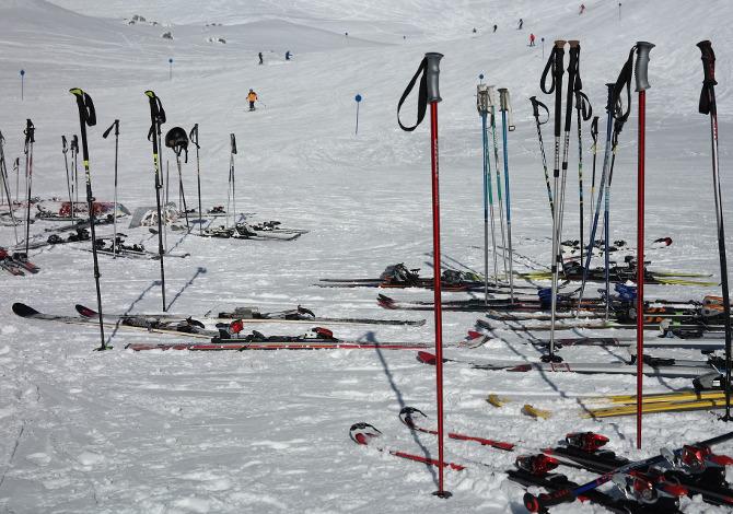 Bastoncini da sci