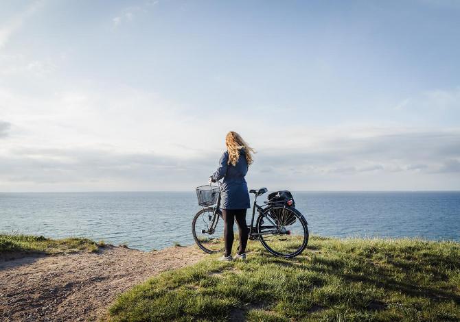 vacanze in bicicletta facili in Europa